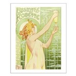 Absinthe Robette Small Poster