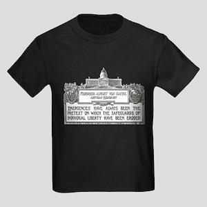 VON HAYEK Kids Dark T-Shirt