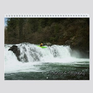 NW Kayaking Wall Calendar :2010