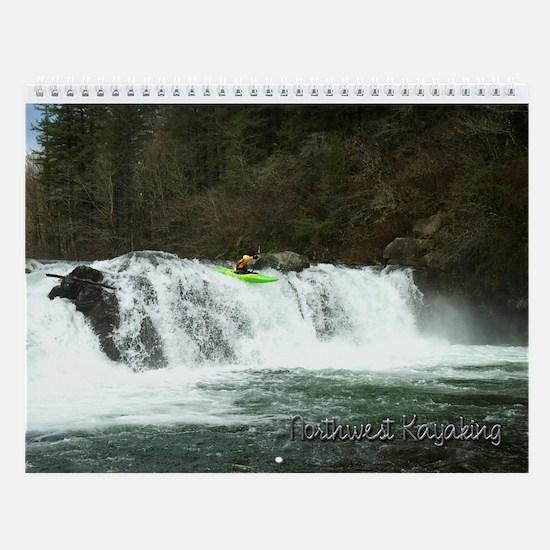 NW Kayaking Wall Calendar :2010