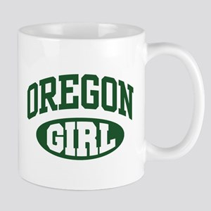 Oregon Girl Mug
