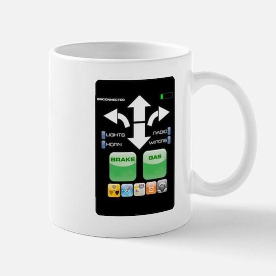 The Doctor's Evil Remote Mug