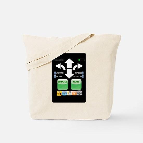 The Doctor's Evil Remote Tote Bag