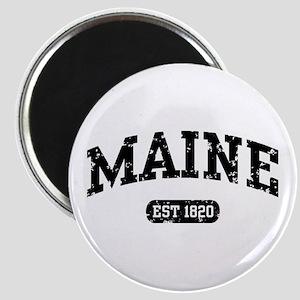 Maine Est 1820 Magnet