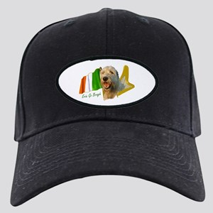 Irish Wolfhound Erin Go Bragh Black Cap