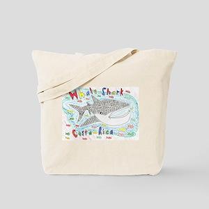 Whale Shark Tote Bag
