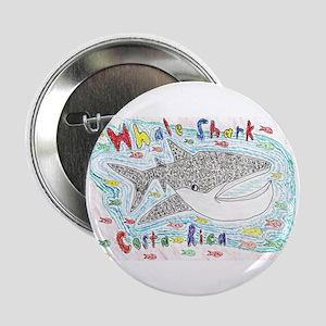 "Whale Shark 2.25"" Button"