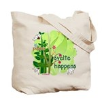 Pilates: Svelte Happens Tote Bag
