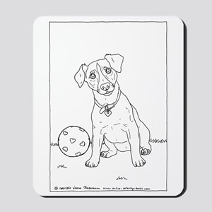 Jack Russell Terrier Mousepad