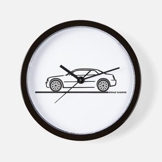 Chrysler 300C Wall Clock