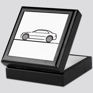 Chrysler 300C Keepsake Box