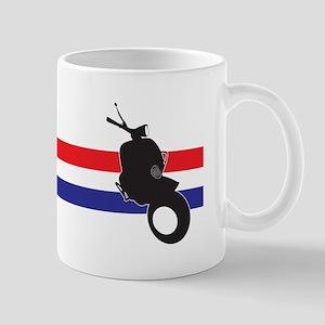 VESPA STRIPES Mug