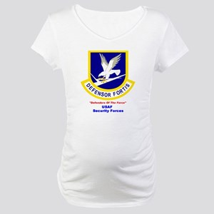 Security Forces Maternity T-Shirt