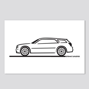 Chrysler 300 Station Wagon Postcards (Package of 8