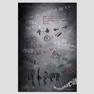 Cheat Codes Large Poster