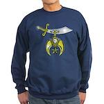 Shriner Navy Sweatshirt