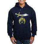 Shriner Navy Hoodie