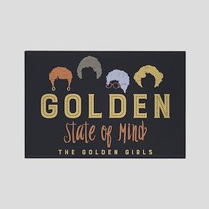 Golden Girls State Of Mind Magnets