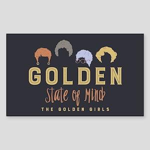 Golden Girls State Of Mind Sticker