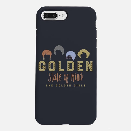 Golden Girls State Of Mind iPhone 7 Plus Tough Cas