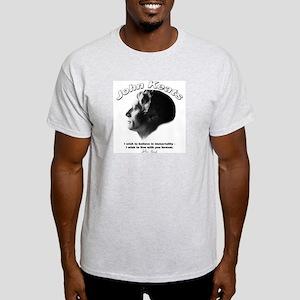 John Keats 05 Ash Grey T-Shirt