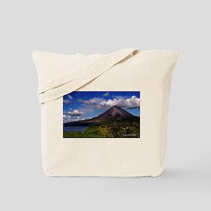 Volcan Arenal Tote Bag