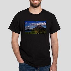 Volcan Arenal Dark T-Shirt