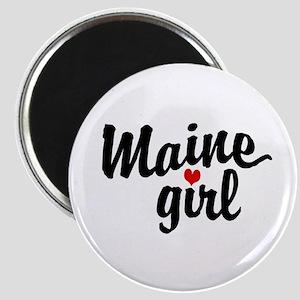 Maine Girl Magnet