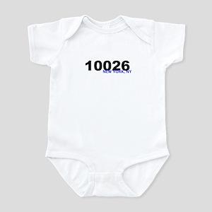 10026 Infant Bodysuit