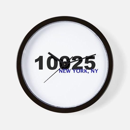 10025 Wall Clock