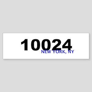 10024 Bumper Sticker