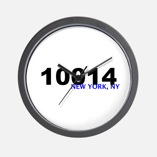 10014 Wall Clock