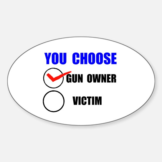 DON'T MESS WITH HIM ! - Oval Sticker (10 pk)