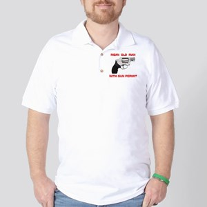 DON'T MESS WITH HIM ! - Golf Shirt