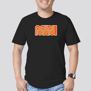 Muni Fitted Tee - American Apparel T-Shirt