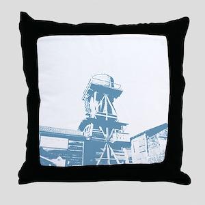 WaterTower Throw Pillow