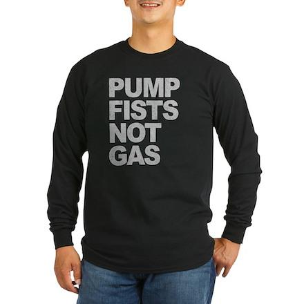 Pump Fists Not Gas T