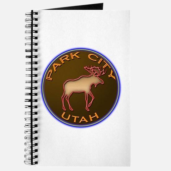 Park City Moose Designs Journal