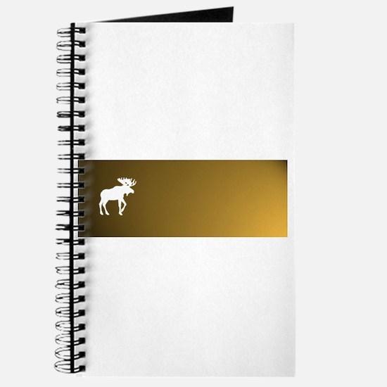 Moose Designs by L Harlow Journal