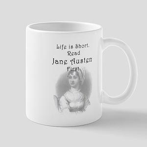 lifeisshortausten Mugs