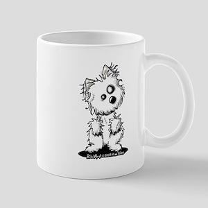 Zombie Westie Dog Mug