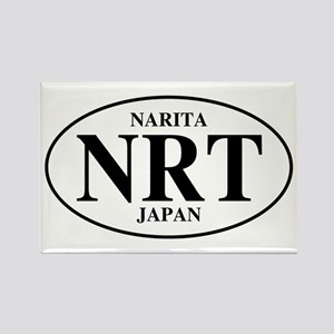 NRT Narita Rectangle Magnet