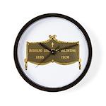 CemeteryGuide Wall Clock