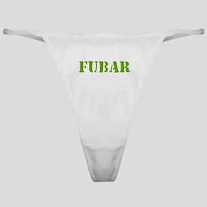 FUBAR Classic Thong