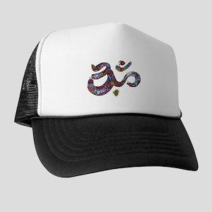 Artistic Om  Trucker Hat