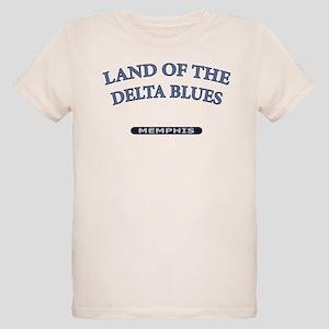 Memphis1 Organic Kids T-Shirt