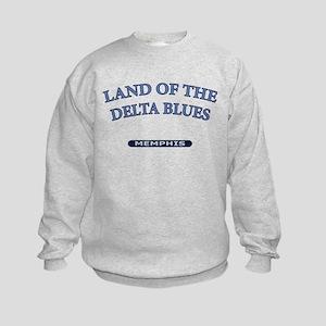 Memphis1 Kids Sweatshirt