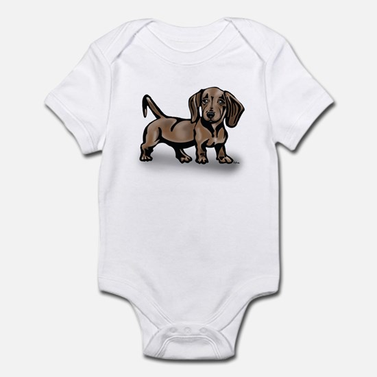 Dachshund Infant Creeper