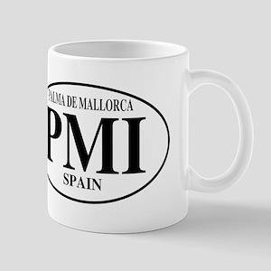 PMI Palma De Mallorca Mug