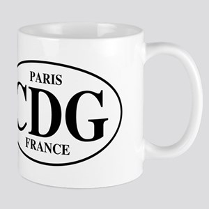 CDG Paris Mug